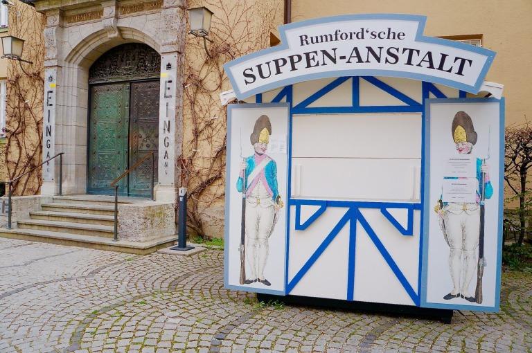 """Graf Rumford und """"Die Kunst des Italienischen Geschmackes"""""""