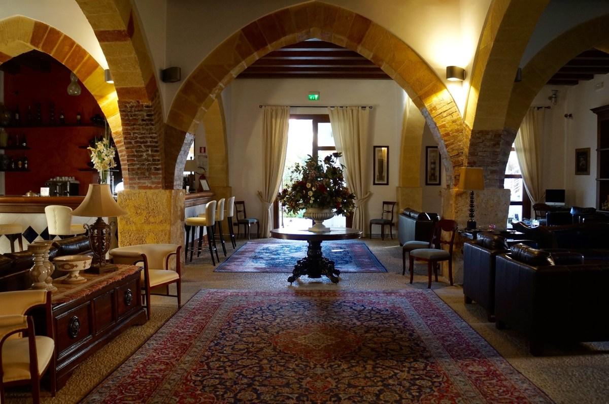 Das Hotel, ein ehemaliges Kloster