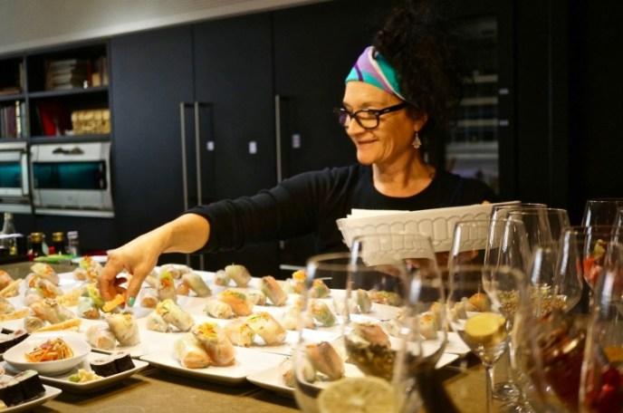 Graziella von der Kochgarage