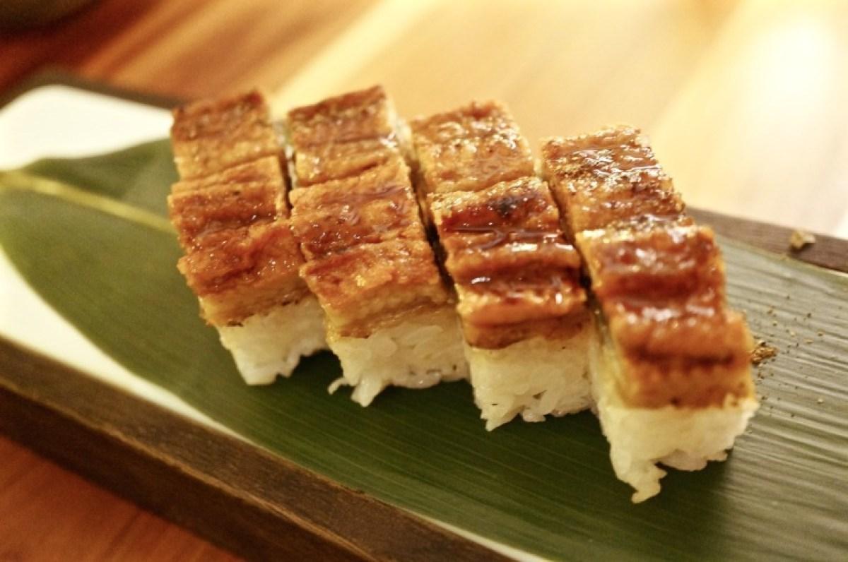 Seeaal Oshi Sushi