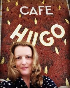 auf dem Weg zur Maison Hugo