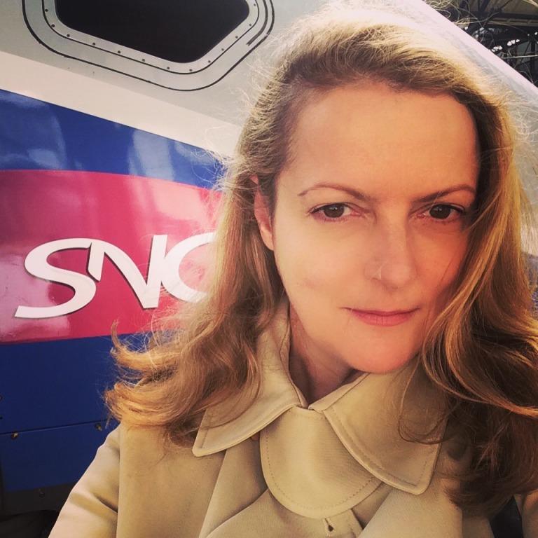 Ankunft mit dem TGV