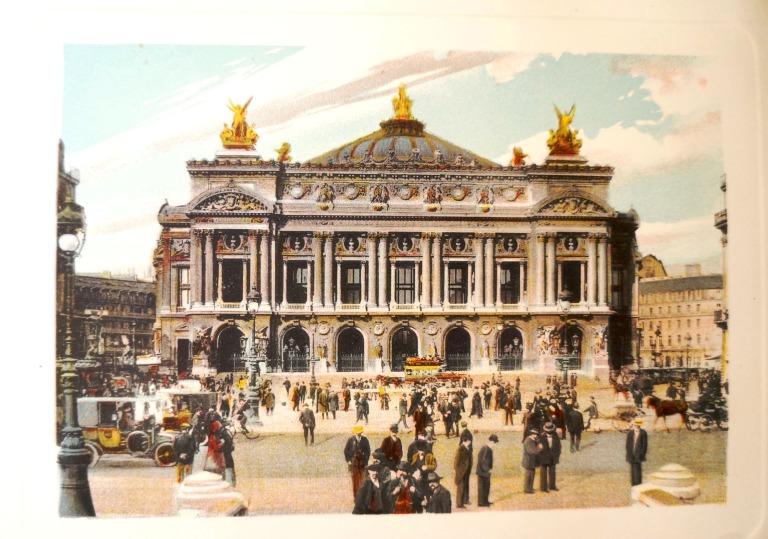 auf alten Ansichten: Opera