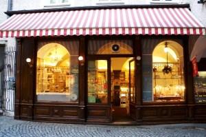 Café-Konditorei Schatz seit 1877