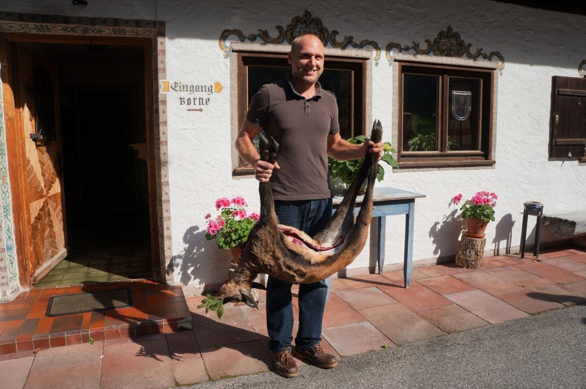 #fischwildbrennt II- Käse, Schaps und Wild am Tegernsee