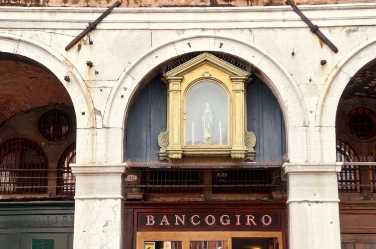 schön sitzt es sich im Bancogiro