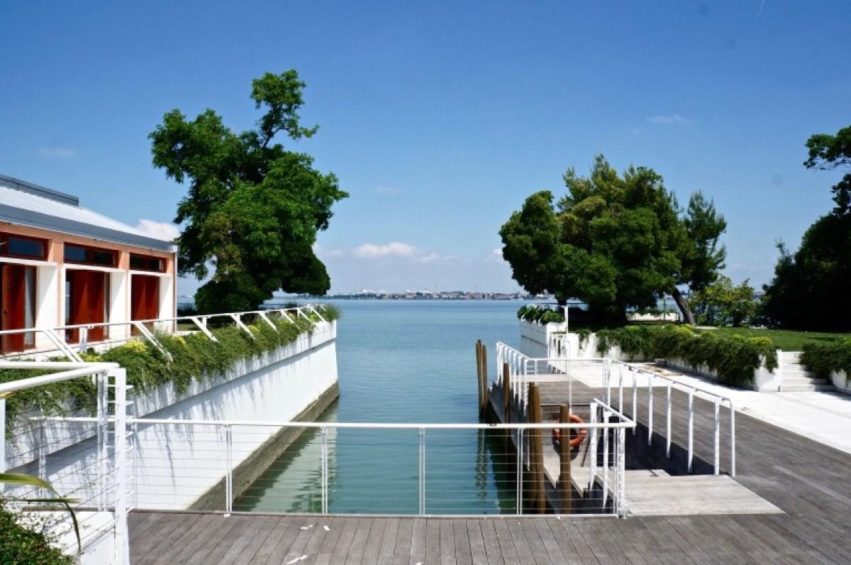 zurück nach Venedig, inzwischen war es sonnig geworden