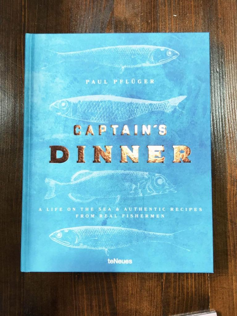 Paul Pflüger – Captain's Dinner