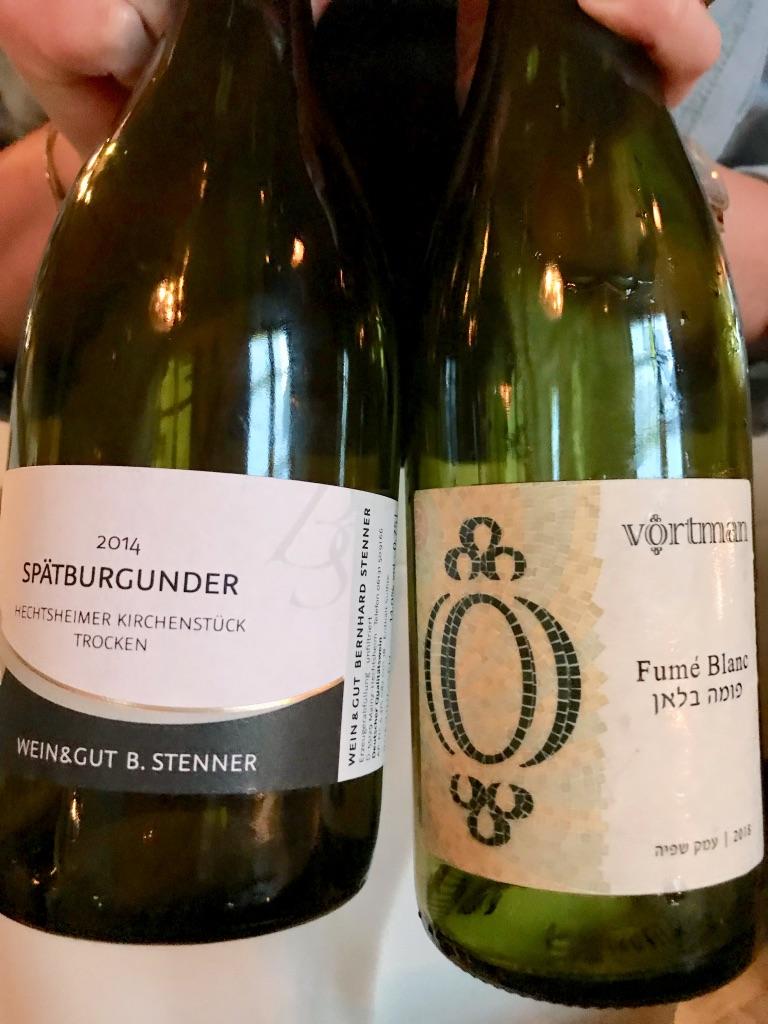 Twin Wineries – Völkerverständigung mit Wein