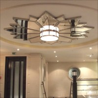 Star Ceiling Mirror