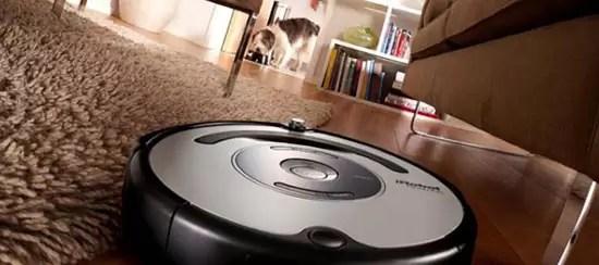 Por qué comprar un robot aspirador