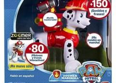 Zoomer – Patrulla Canina Marshall, Edición Española (Bizak 61921420)