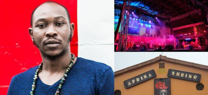 Seun Kuti Reacts After Govt. Threatened to Close Down Afrika Shrine Over  #EndSARS - De Round Table