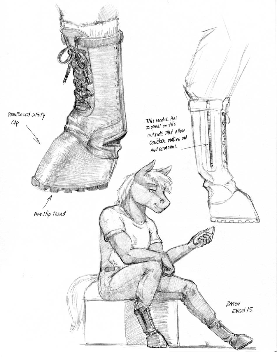 medium resolution of  1023262 anthro artist baron engel big macintosh clothes diagram grayscale monochrome pencil drawing safe shoes solo traditional art