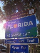 The fifth and final day started just 3 miles north of the Florida state line.