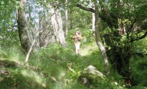 Louisa running 8.92