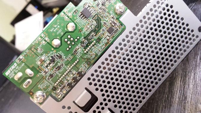 Photo of a Buffalo's DriveStation U35SHF3-AA USB 3.0 - SATA - Broken