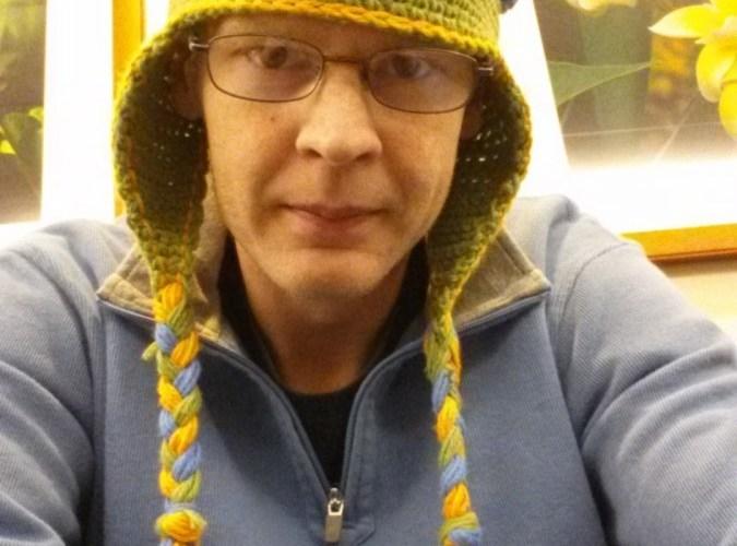 Derrick Perrin Monster Hat