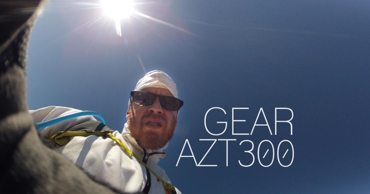 AZT300 - Derrick Perrin - Bike Gear