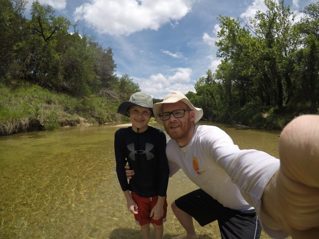 River fun at Dinosaur Valley State Park