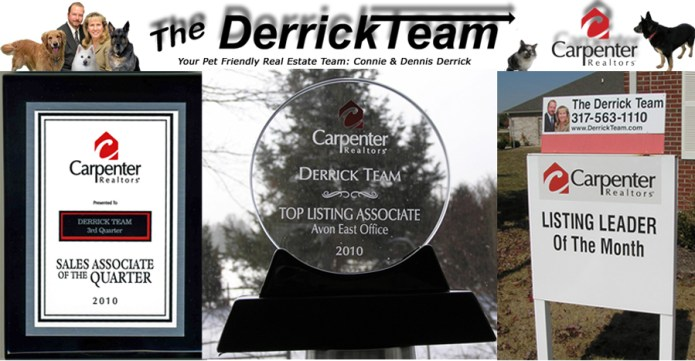 The Derrick Team ~ Listing Leaders