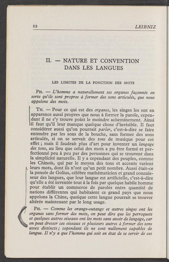 Nouveaux Essais Sur L Entendement Humain : nouveaux, essais, entendement, humain, Nouveaux, Essais, L'entendement, Humain,, Leibniz, (1961), Derrida's, Margins