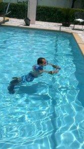 I love the pool