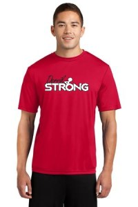 Derrik Strong performance tee