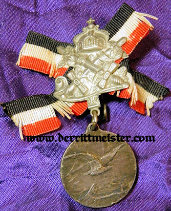GERMANY - MEDAL - 1912 FLUGSPENDE - Imperial German Military Antiques Sale