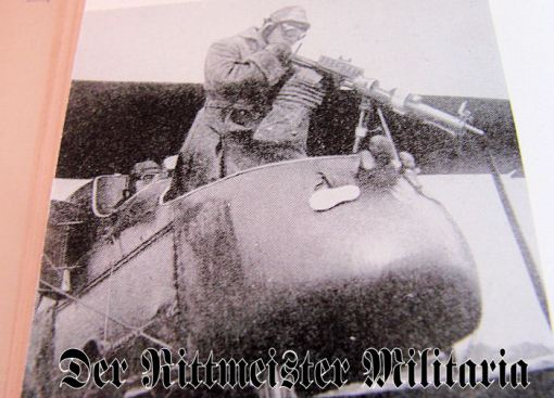 GERMANY - BOOK - THE FLEDGLING: AN AERIAL GUNNER'S EXPERIENCES IN WW I by ARCH WHITEHOUSE - Imperial German Military Antiques Sale