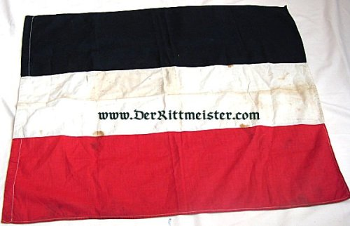 GERMANY - FLAG - NATIONAL - IMPERIAL - Imperial German Military Antiques Sale