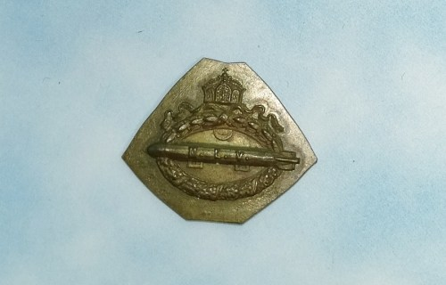 GERMANY - MEDALLION - NAVY LUFTSCHIFFER ASSOCIATION - Imperial German Military Antiques Sale