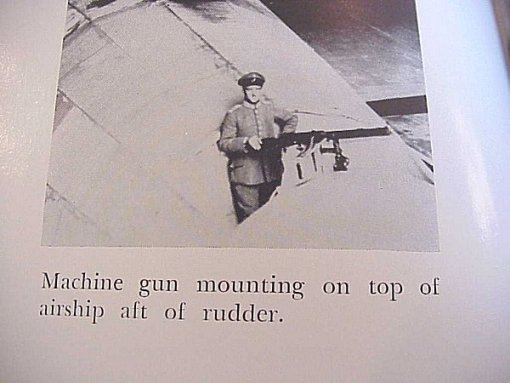 U.K. - ZEPPELINS AGAINST LONDON by KENNETH POOLMAN - Imperial German Military Antiques Sale