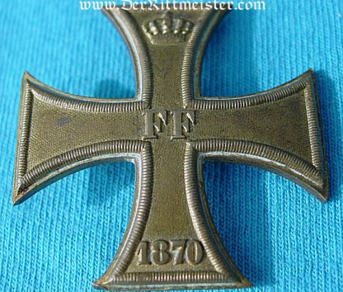 MECKLENBURG-SCHWERIN - MILITARY SERVICE CROSS - 1870 - 1st CLASS - Imperial German Military Antiques Sale