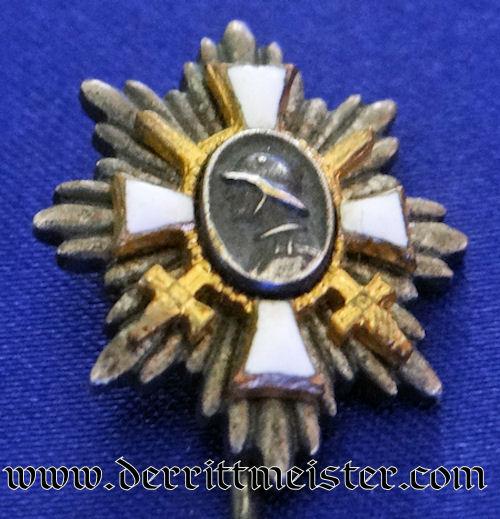 HAMBURG STICKPIN - FIELD CROSS - Imperial German Military Antiques Sale