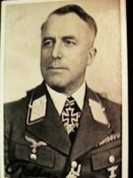 AUTOGRAPHED PHOTO OF ALFRED KELLER - Imperial German Military Antiques Sale