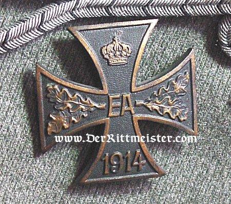 BRAUNSCHWEIG - DUKE (HERZOG) ERNST AUGUST  - UNIFORM (ATTILA AND TROUSERS) GROUP - HUSAREN-REGIMENT Nr 17 - Imperial German Military Antiques Sale