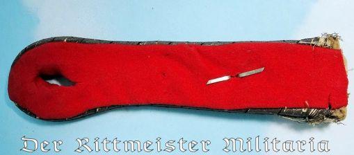 PRUSSIA - SHOULDER BOARD - LEUTNANT - HUSAREN-REGIMENT - Imperial German Military Antiques Sale