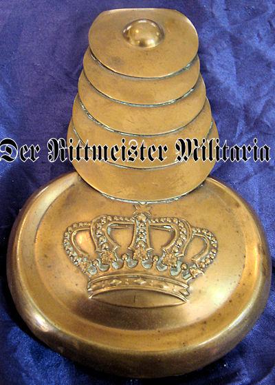 SAXONY - EPAULETTES - ENLISTED MAN - GARDE-REITER-REGIMENT - Imperial German Military Antiques Sale