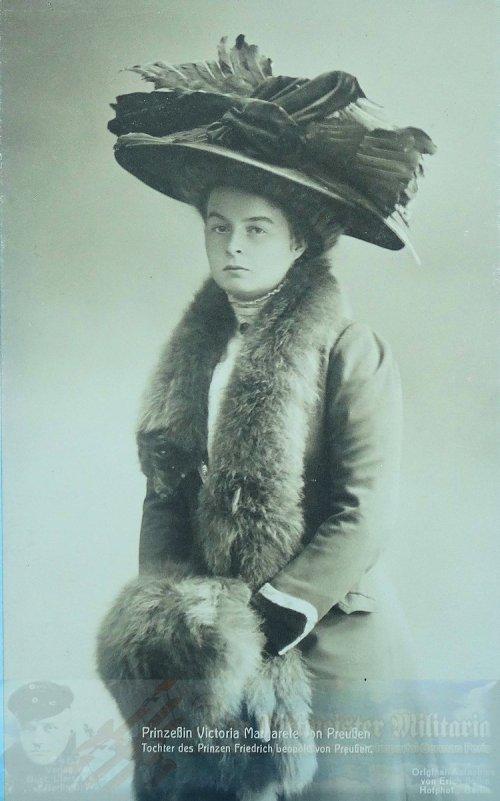 PRUSSIA - POSTCARD - PRINZESSIN VICTORIA MARGARETE