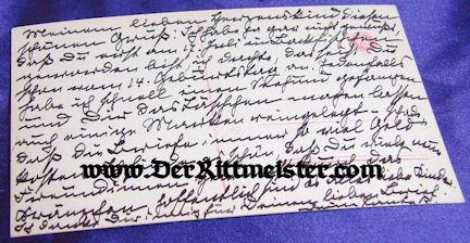 POSTCARD - KRONPRINZ WILHELM'S SONS - PRINZ WILHELM AND PRINZ LOUIS FERDINAND - Imperial German Military Antiques Sale