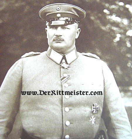 GUSTAV LIERSCH POSTCARD Nr 7499 - PRINZ EITEL FRIEDRICH - Imperial German Military Antiques Sale