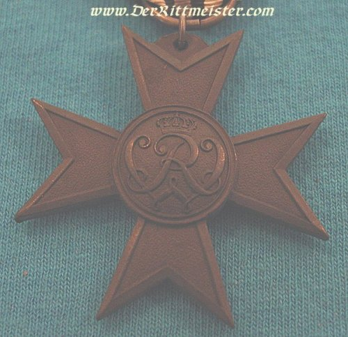 WARTIME SERVICE MERIT CROSS - PRUSSIA - Imperial German Military Antiques Sale