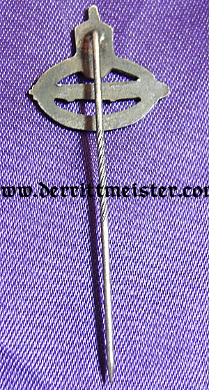 GERMANY - STICKPIN - COMMEMORATIVE NAVY AIRSHIP BADGE - Imperial German Military Antiques Sale