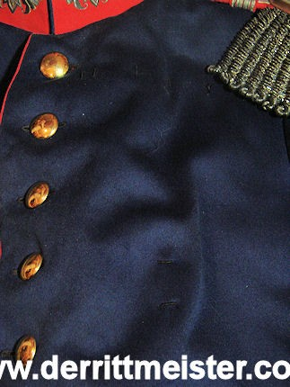 WÜRTTEMBERG - GENERALMAJOR  - COMPLETE DRESS TUNIC - Imperial German Military Antiques Sale