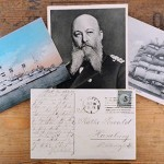 GERMAN POSTCARDS: NAVY RELATED