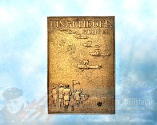 1914-1916 - BOXED - AVIATION UNIT GROUP - Imperial German Military Antiques Sale