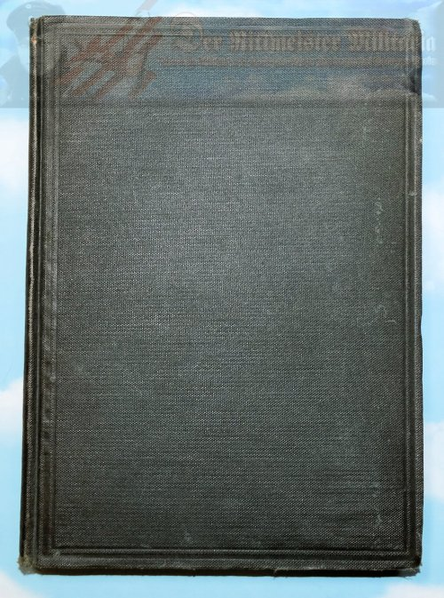 GERMANY - BOOK - A REFERENCE HISTORY OF THE WAR - BY IRWIN SCOFIELD GUERNSEY, MA - Imperial German Military Antiques Sale