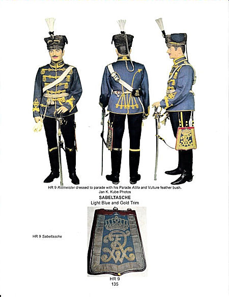 - BOOK - THE KAISER'S HUSSARS in WORLD WAR ONE - by JAMES D. TURINETTI - Imperial German Military Antiques Sale