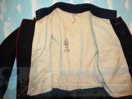 PRUSSIA - TUNIC - NCO - GARDE-FÜSILIER-REGIMENT - Imperial German Military Antiques Sale